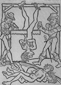 medieval saw